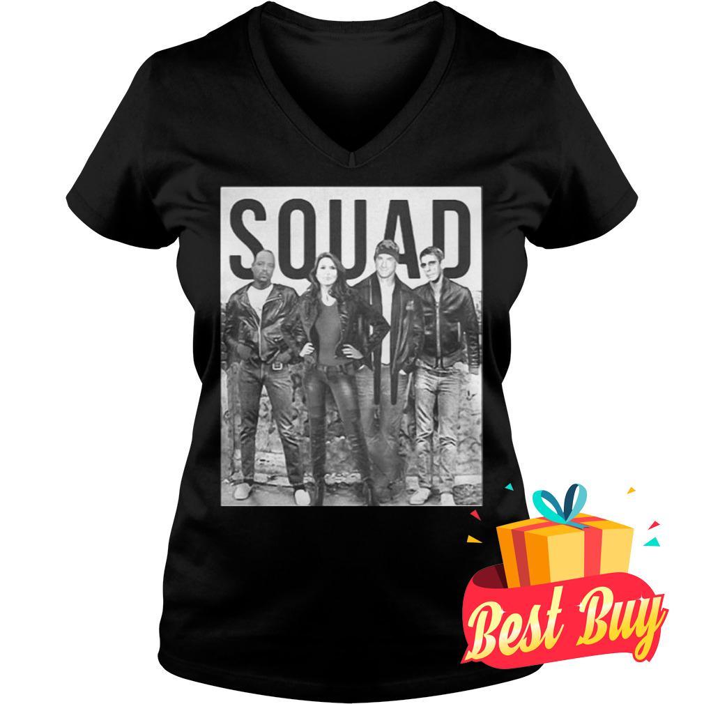 Official Svu Squad shirt Ladies V-Neck