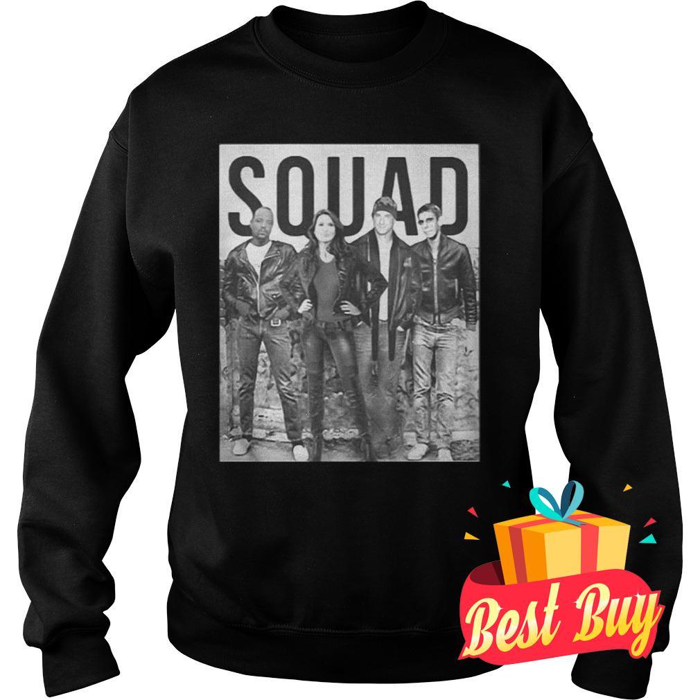 Official Svu Squad shirt Sweatshirt Unisex