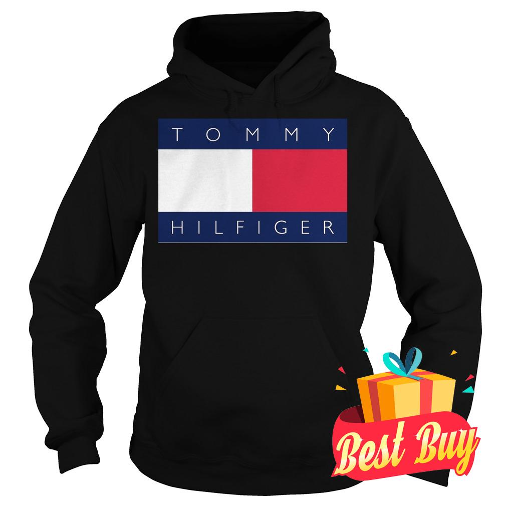 Official Tommy Hilfiger Shirt Hoodie