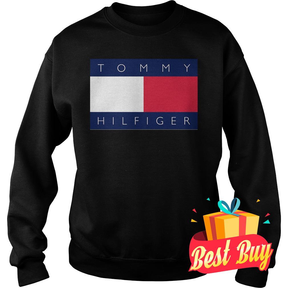 Official Tommy Hilfiger Shirt Sweatshirt Unisex