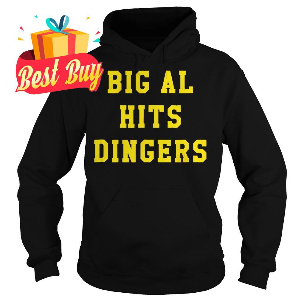 Original Big Al Hits Dingers shirt Hoodie