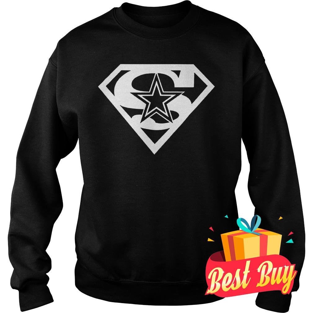 Original Dallas Cowboy Superman shirt Sweatshirt Unisex
