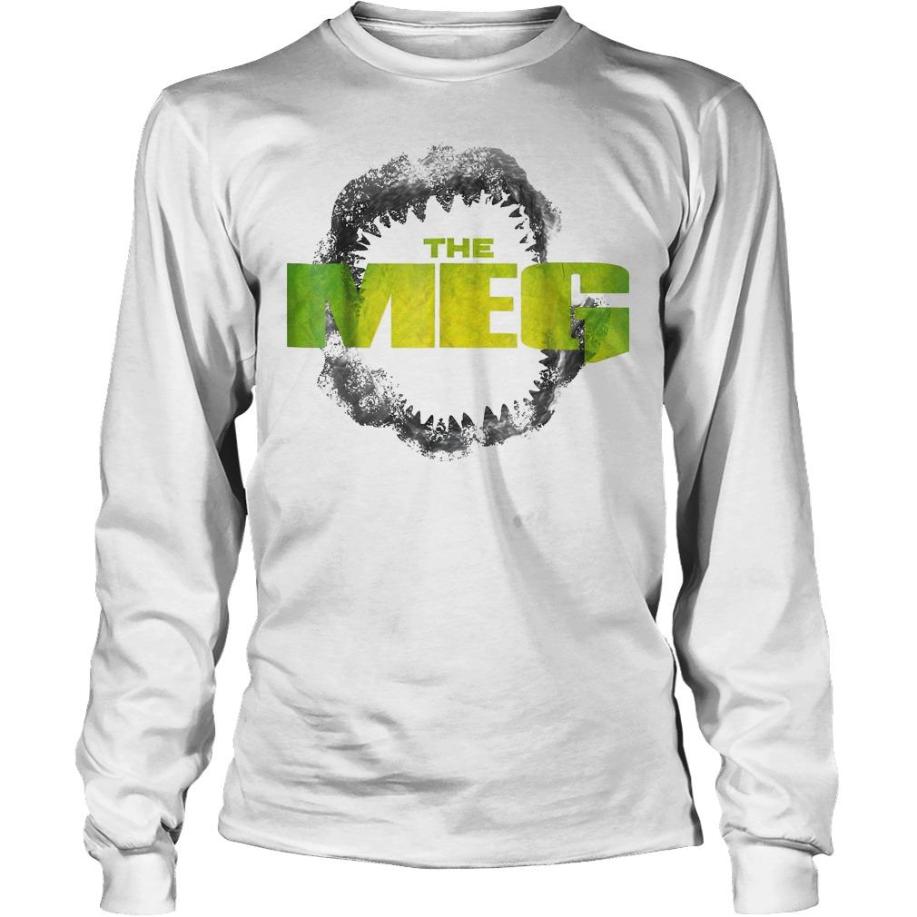 Original The Meg-Movie Shirt Longsleeve Tee Unisex