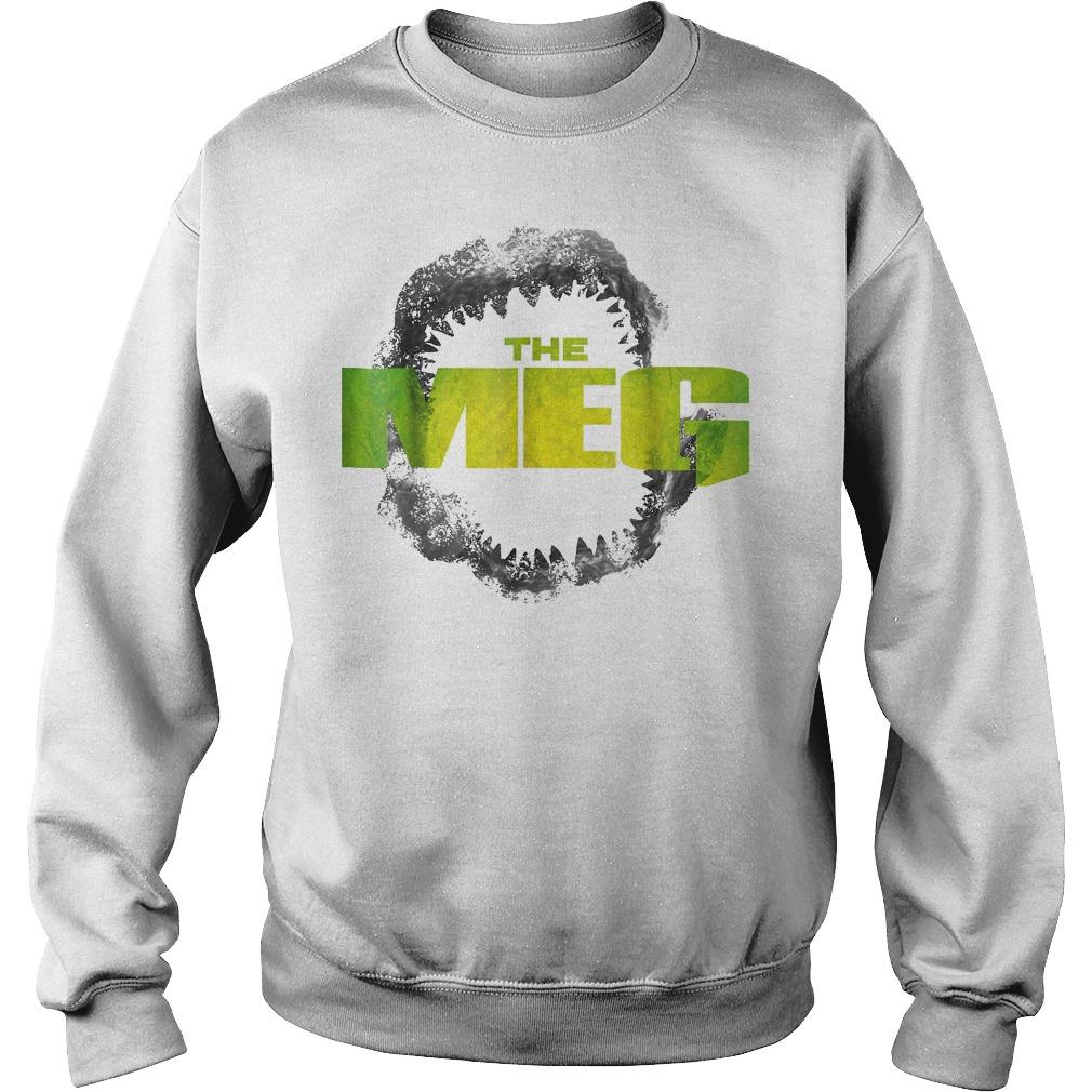 Original The Meg-Movie Shirt Sweatshirt Unisex