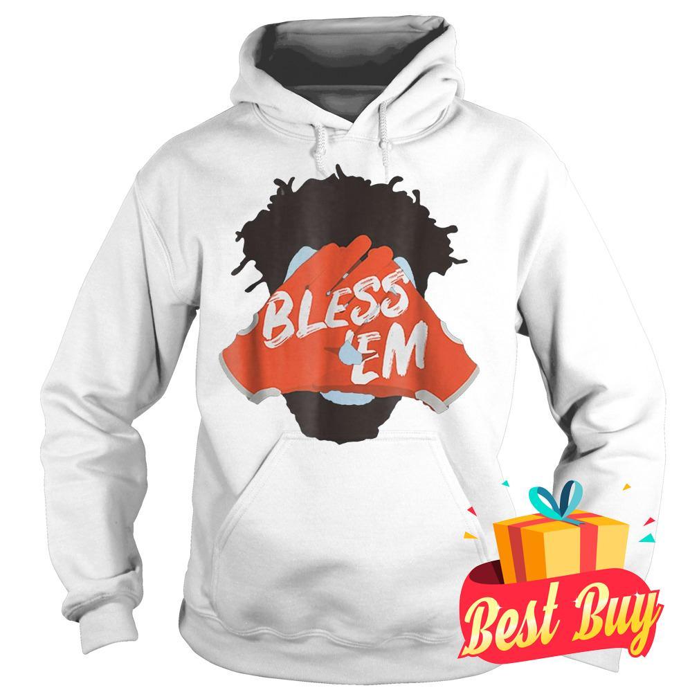 Premium Browns Football Bless Em Shirt Hoodie