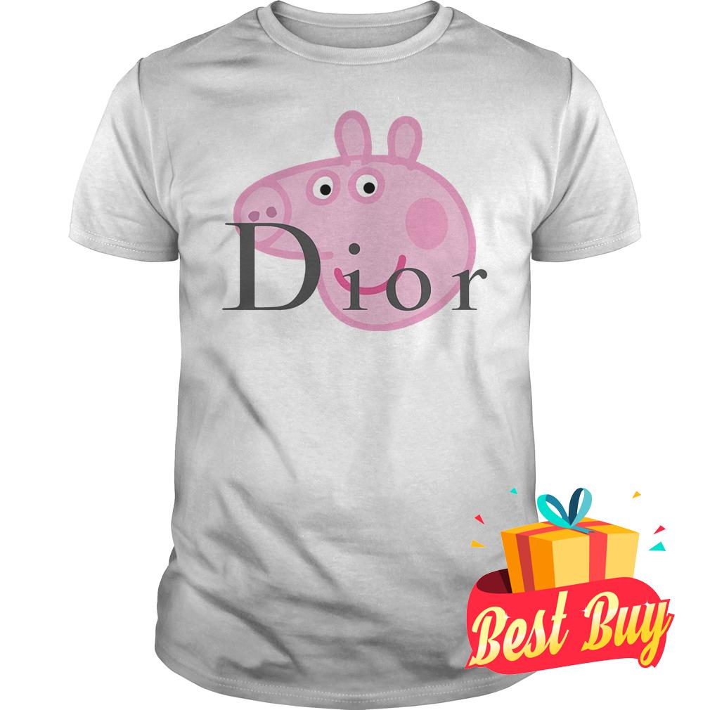 Premium Dior Peppa Pig Shirt