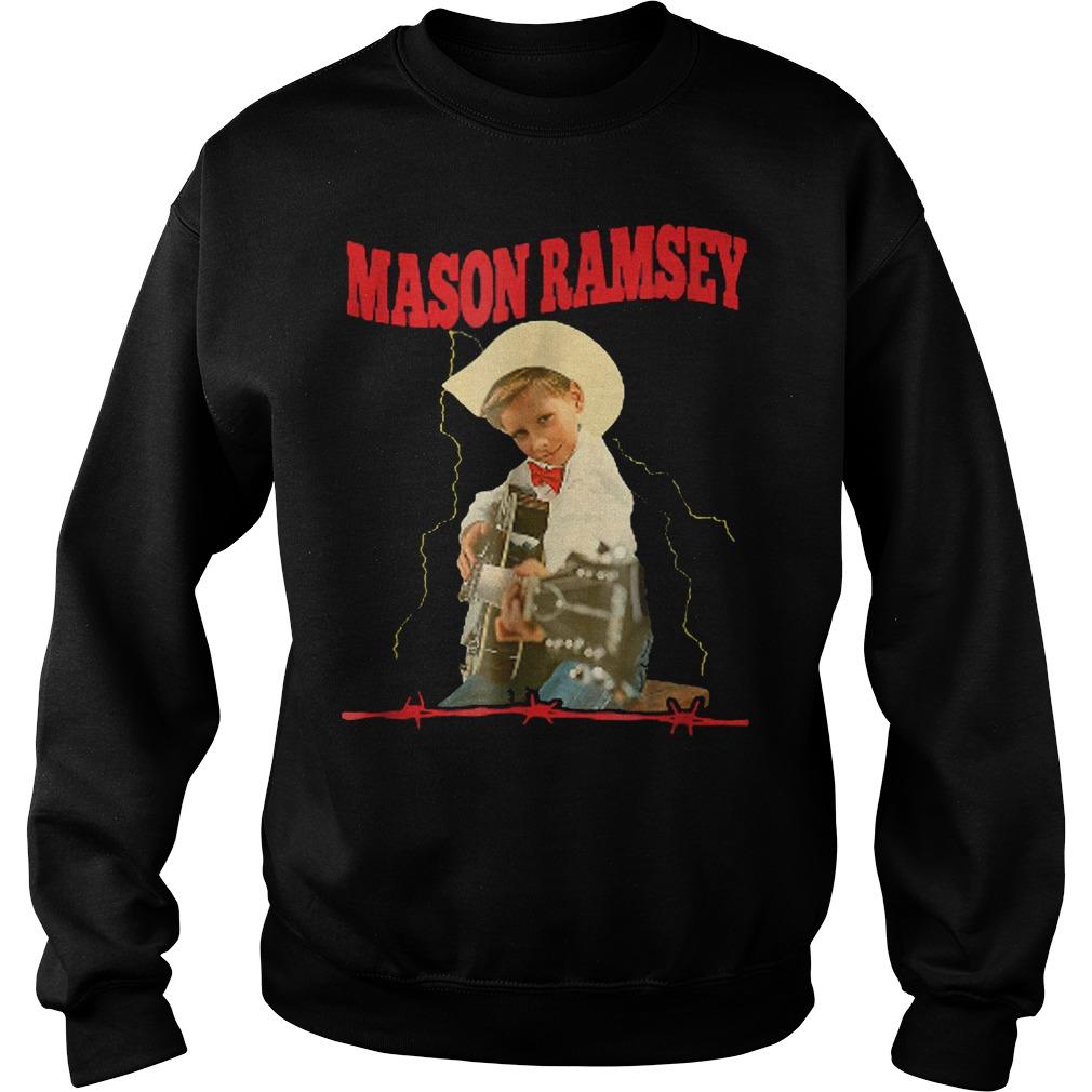 PremiumMason Singer Ramsey Boy Guitar Shirt