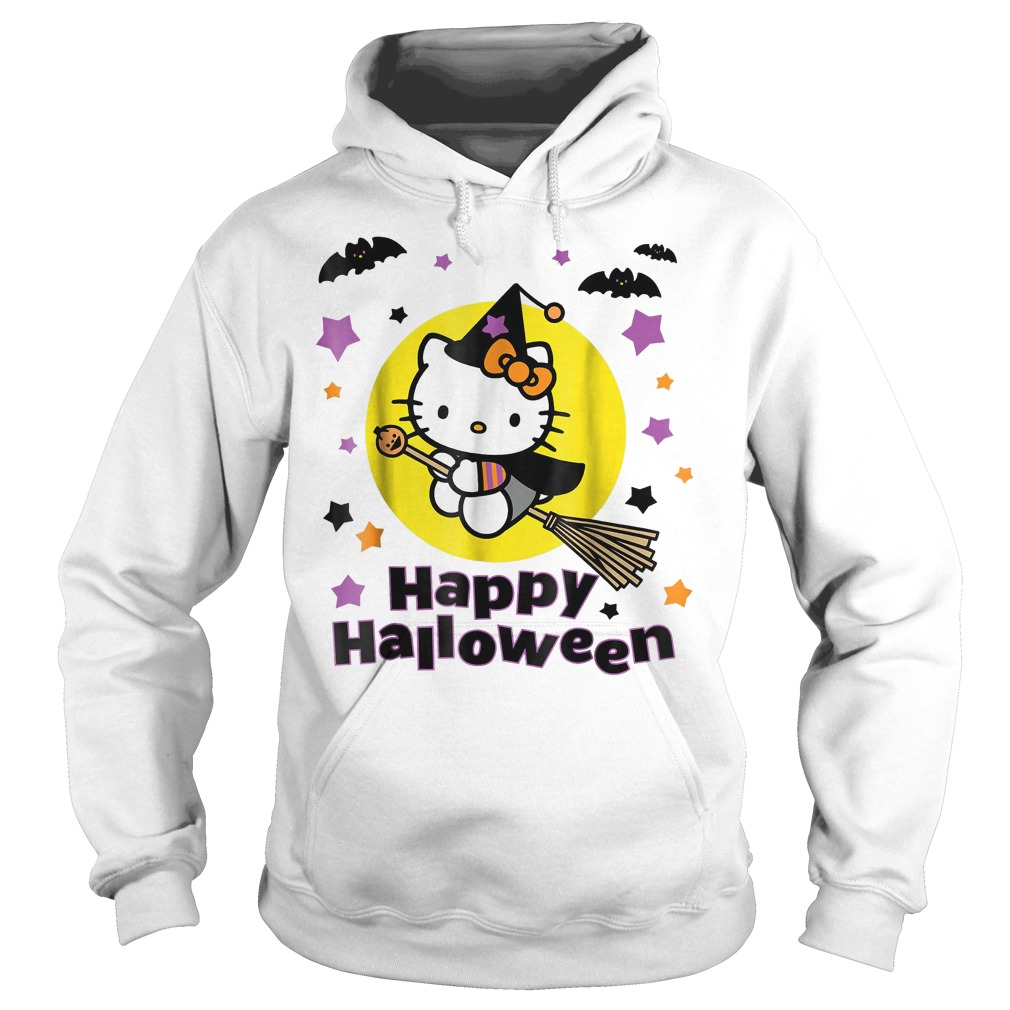 Hello Kitty Happy Halloween shirt Hoodie