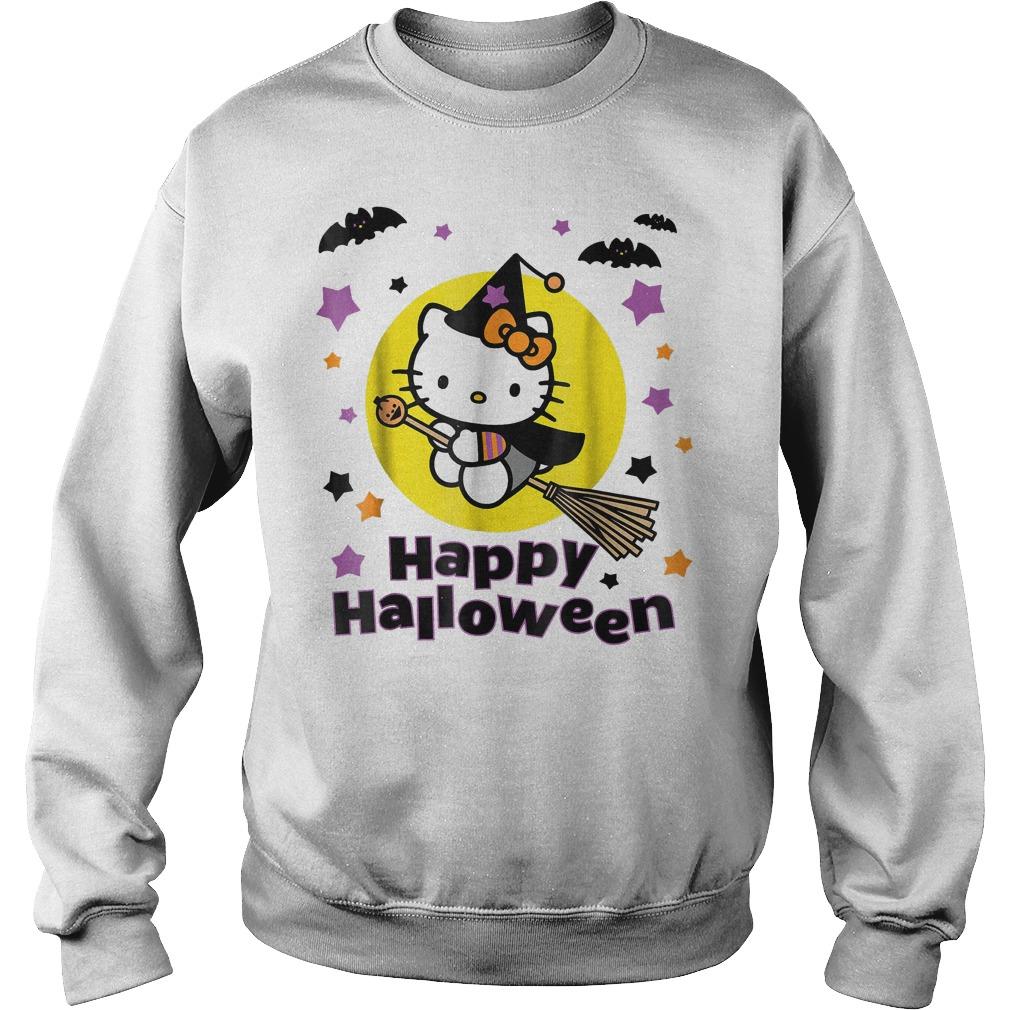 Hello Kitty Happy Halloween shirt Sweatshirt Unisex