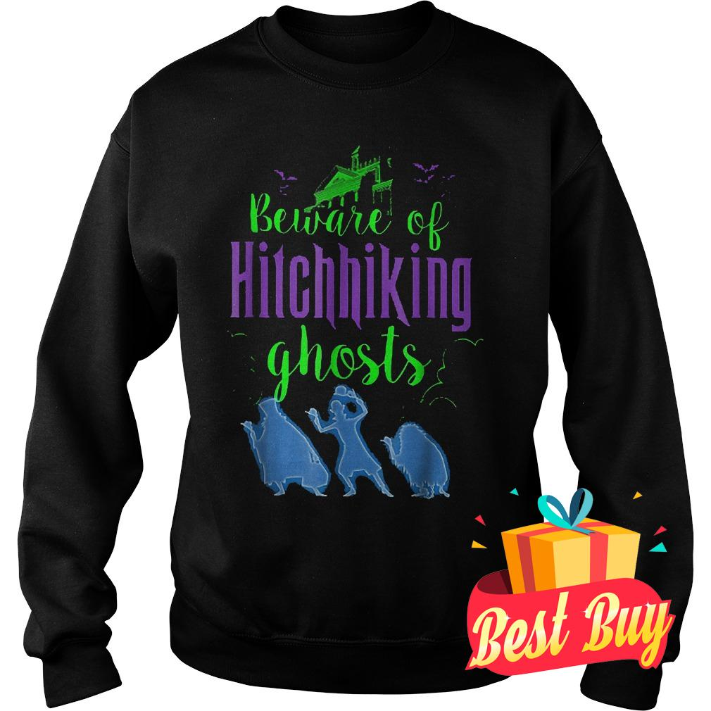 Hight Quality Beware Of Hitchhiking Ghosts shirt