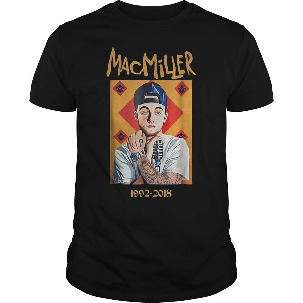 MacMiller 1992-2018 shirt