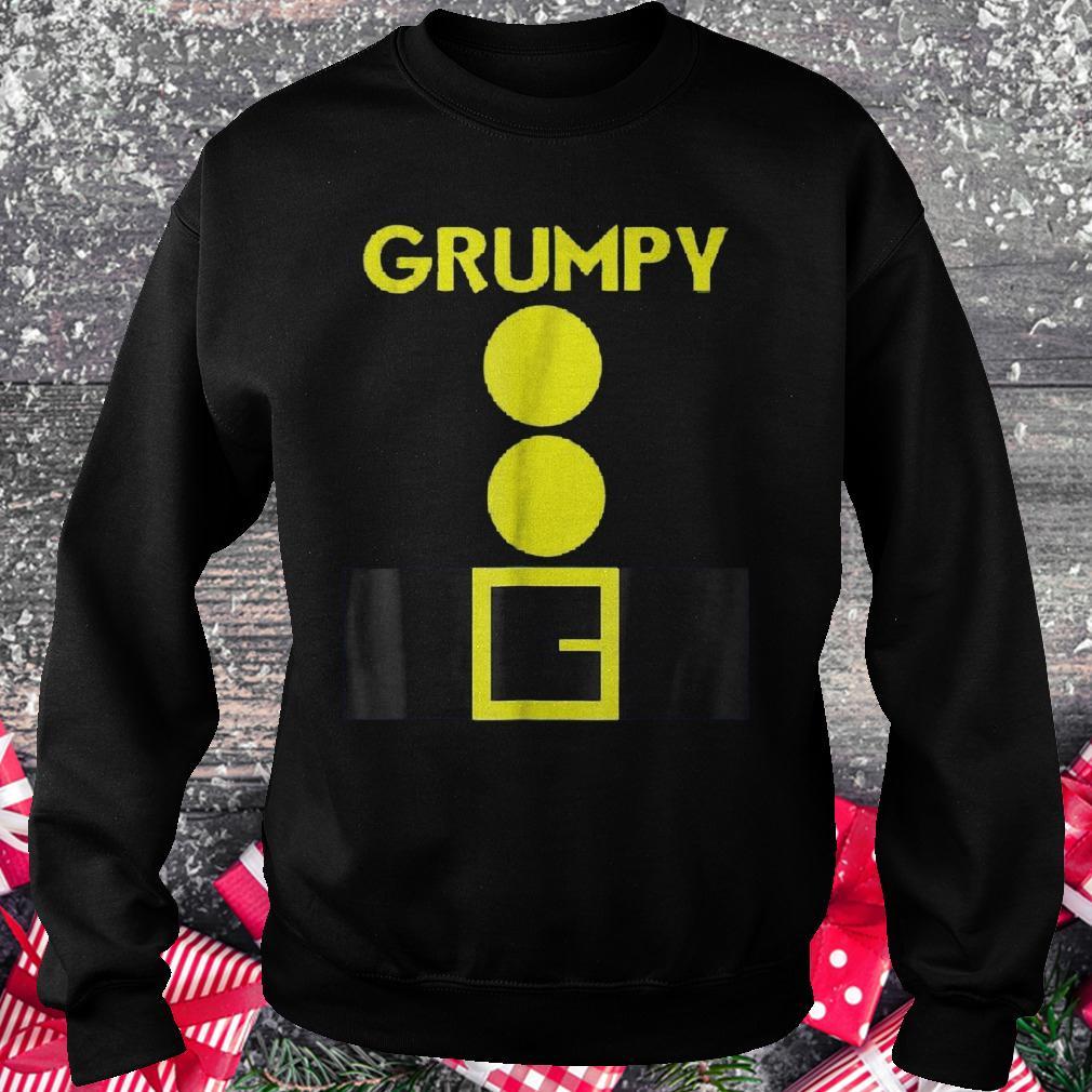 Halloween dwarf matching group Grumpy shirt Sweatshirt Unisex