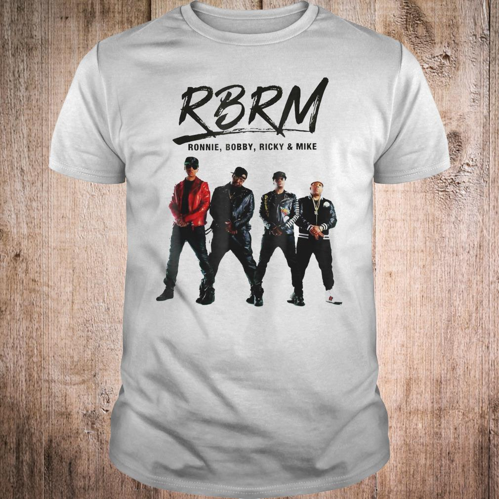 RBRM Relaxed Fit Ronnie Bobby Ricky and Mike shirt
