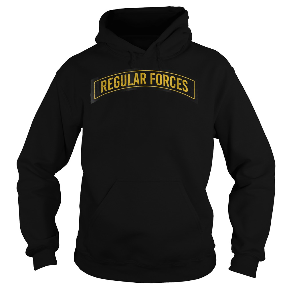 Regular forces Hoodie