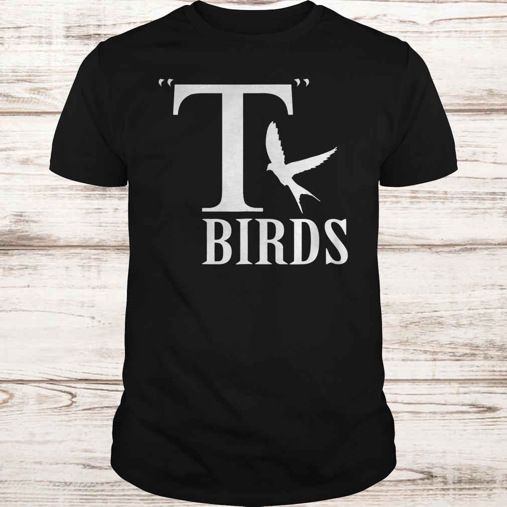 T Birds from Grease shirt Classic Guys / Unisex Tee