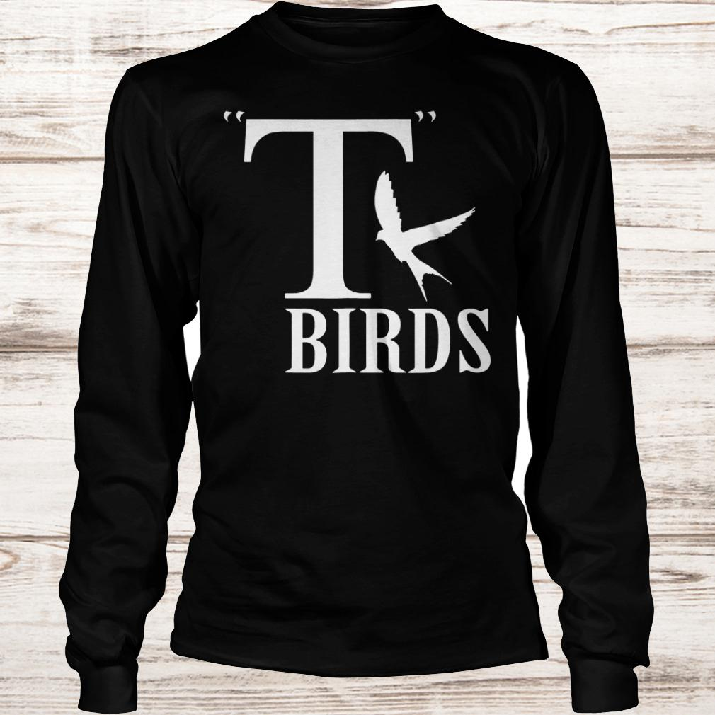 T Birds from Grease shirt Longsleeve Tee Unisex