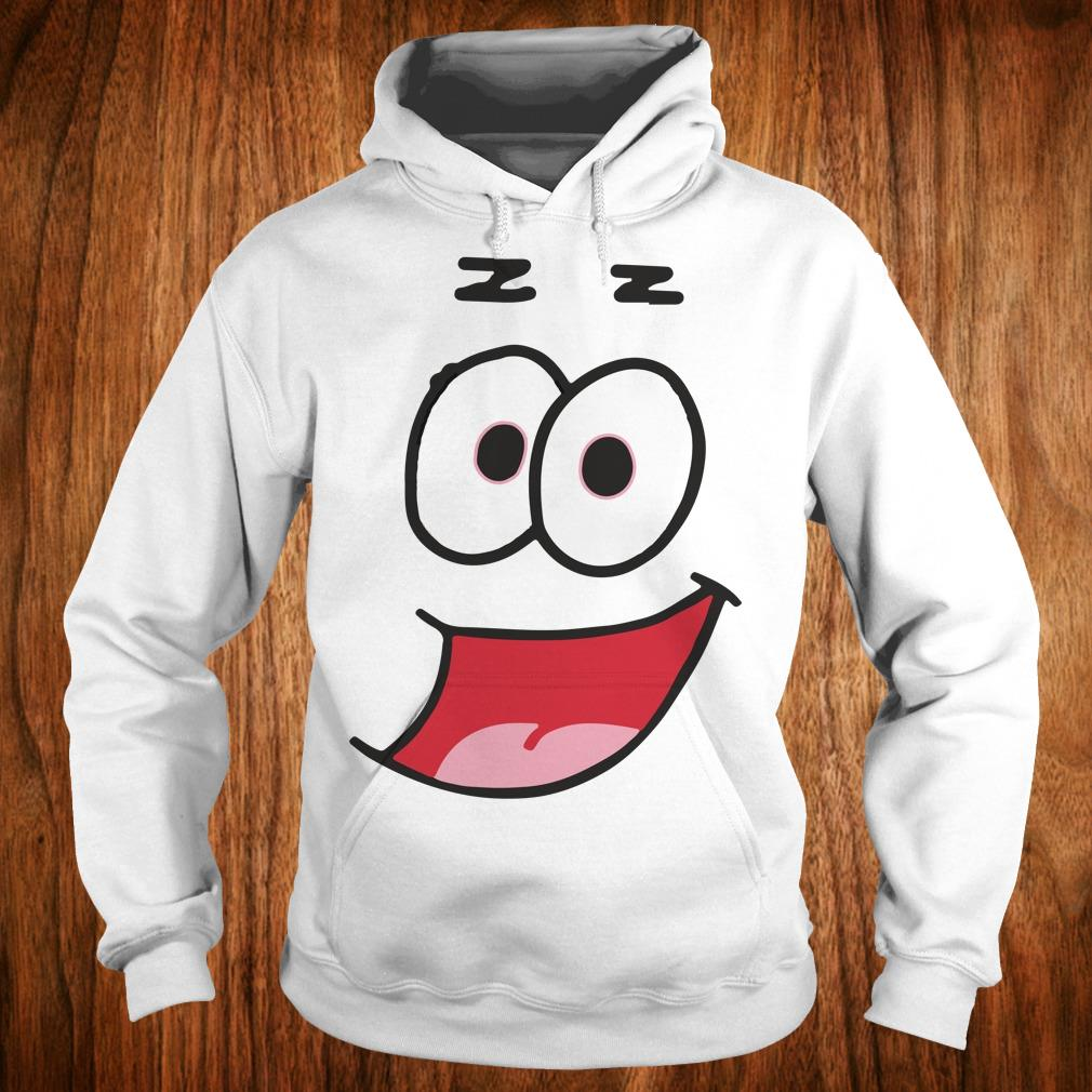 The Best Patrick Star Halloween funny costume shirt Hoodie