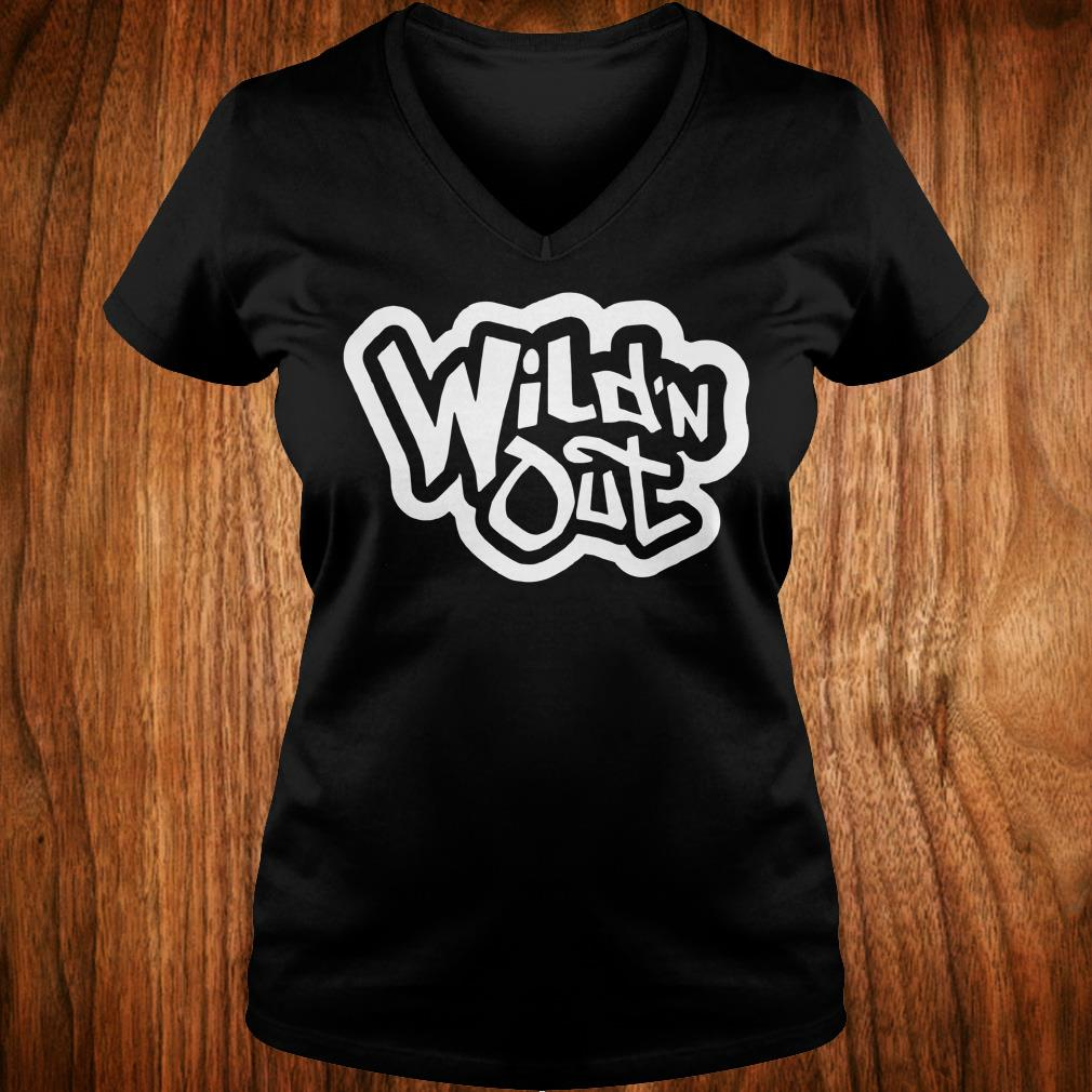 Top Wild'n Out Shirt Ladies V-Neck