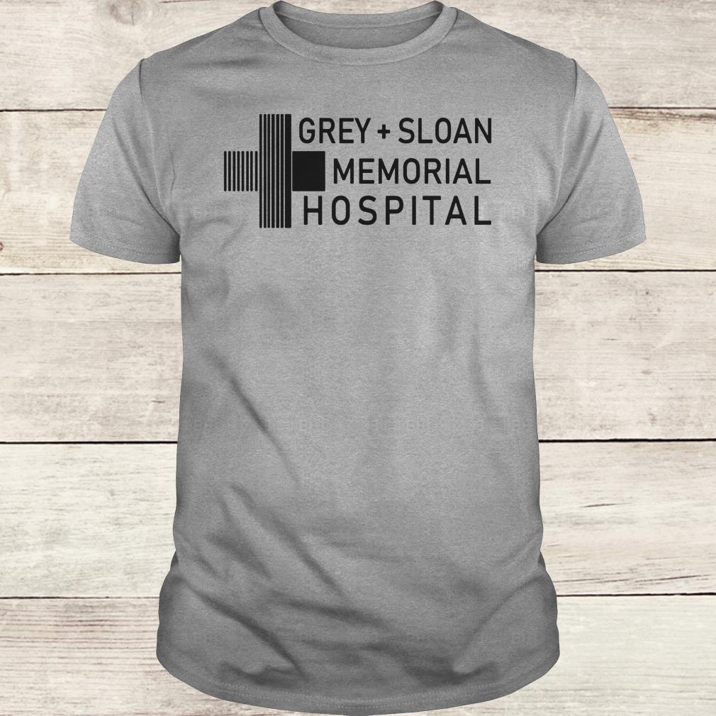 Bestprice Grey sloan memorial hospital shirt, hoodie Classic Guys / Unisex Tee