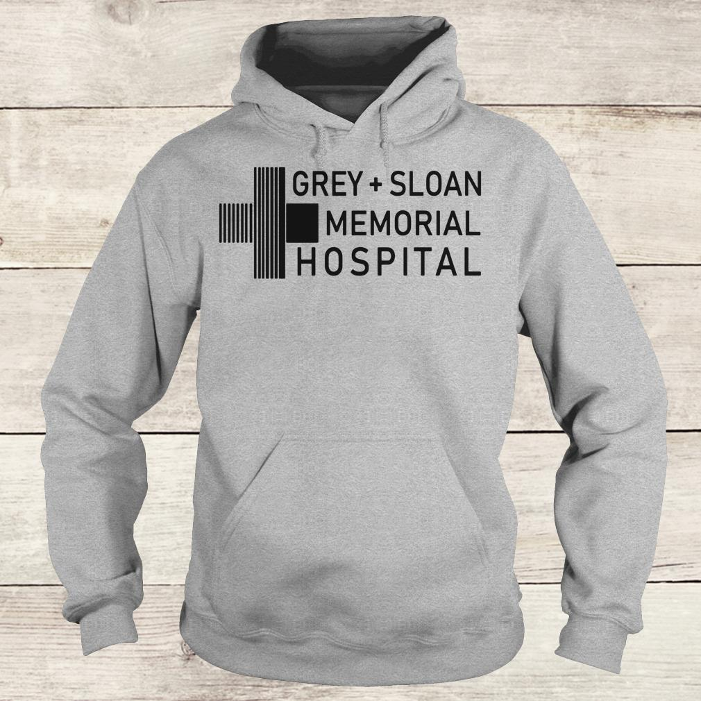 Bestprice Grey sloan memorial hospital shirt, hoodie Hoodie