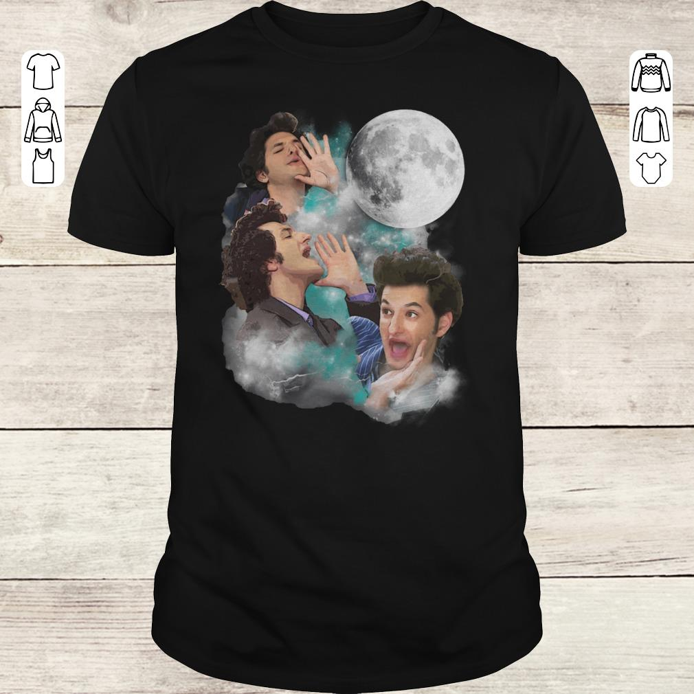 Nice Jean-Ralphio Saperstein Moon The worsssssst shirt Classic Guys / Unisex Tee