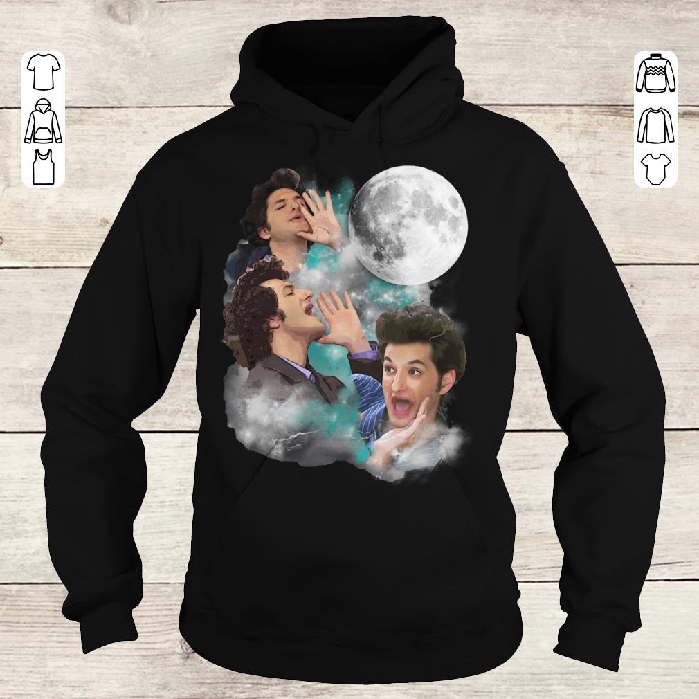 Nice Jean-Ralphio Saperstein Moon The worsssssst shirt Hoodie