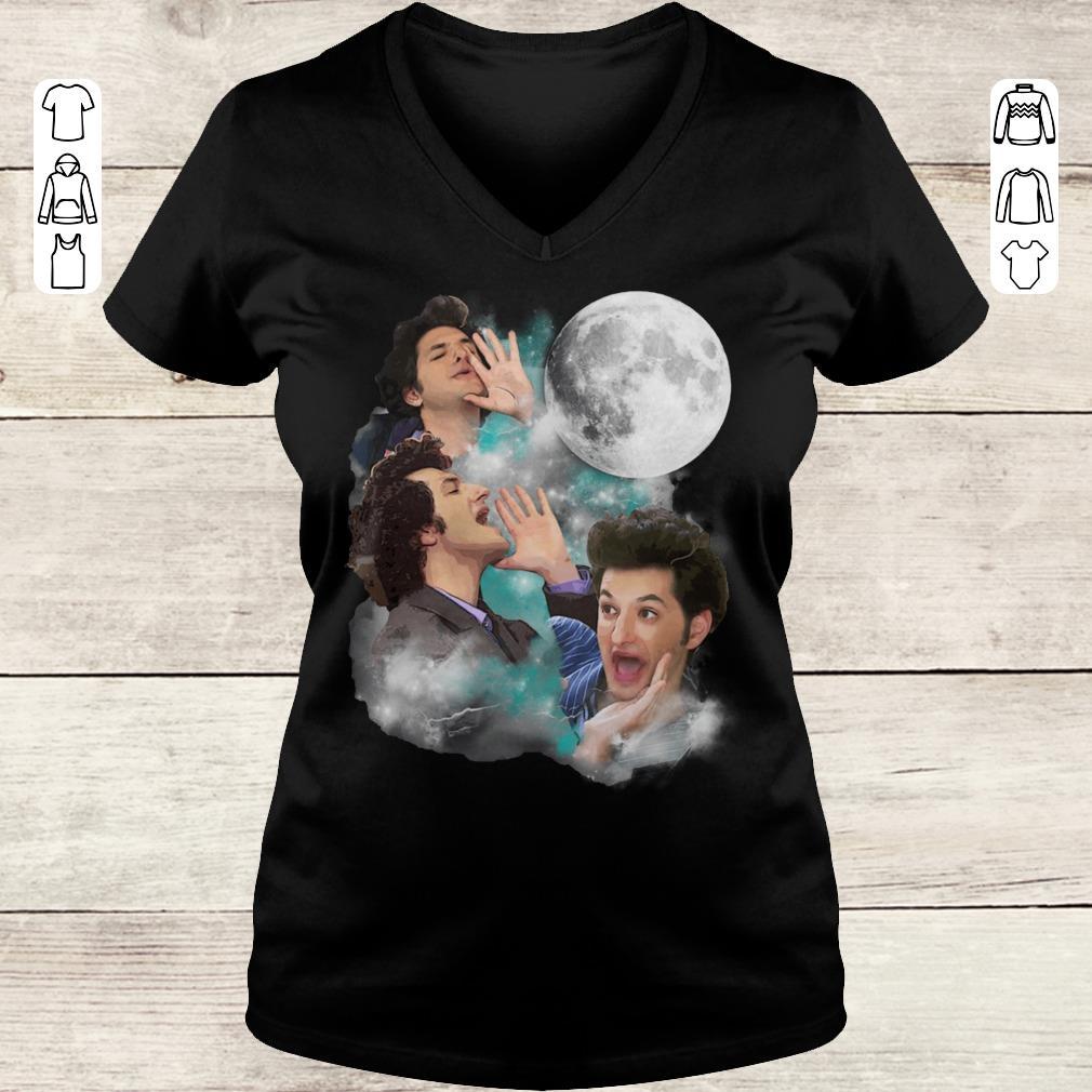 Nice Jean-Ralphio Saperstein Moon The worsssssst shirt Ladies V-Neck