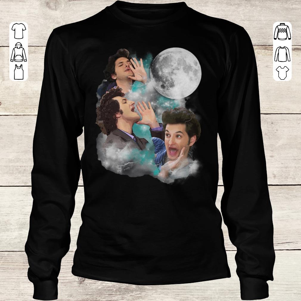 Nice Jean-Ralphio Saperstein Moon The worsssssst shirt Longsleeve Tee Unisex