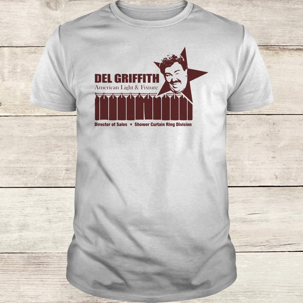 Premium Del Griffith American Light and Fixture shirt