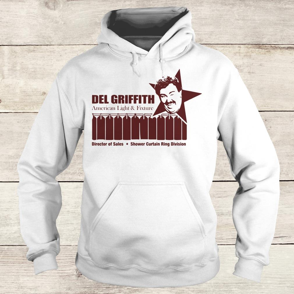 Premium Del Griffith American Light and Fixture shirt Hoodie