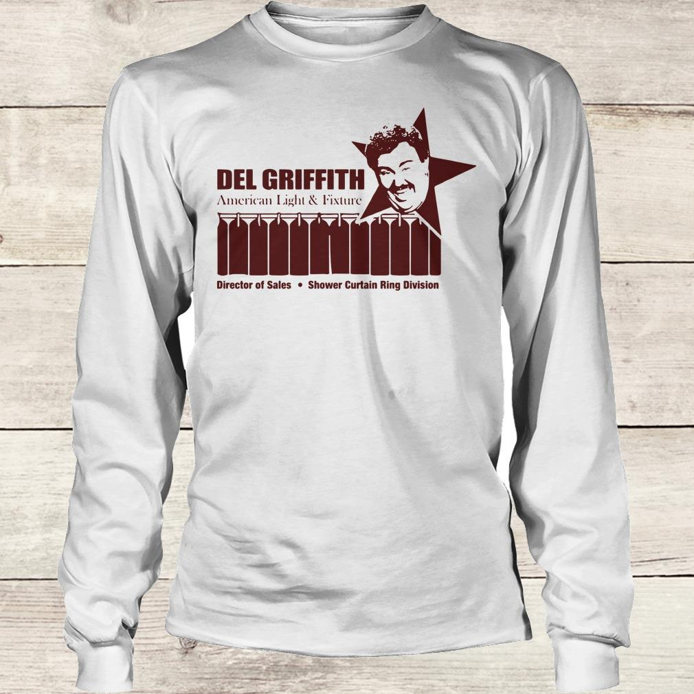 Premium Del Griffith American Light and Fixture shirt Longsleeve Tee Unisex
