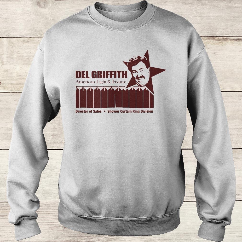 Premium Del Griffith American Light and Fixture shirt Sweatshirt Unisex