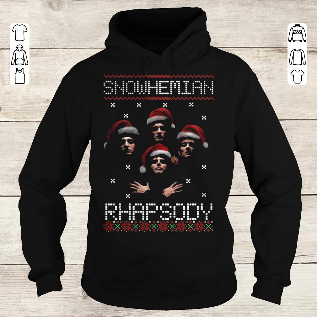 Premium Snow Hemian rhapsody shirt Hoodie