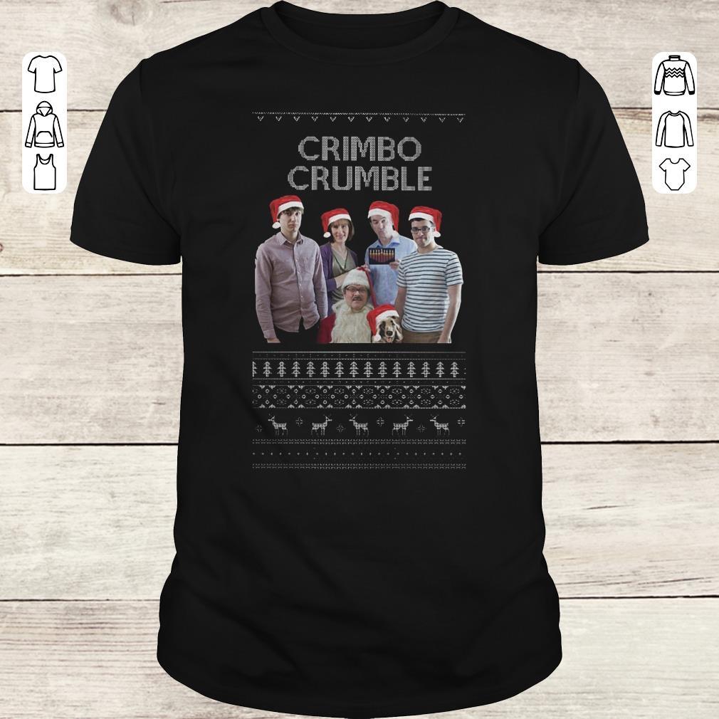 Pretty Friday Night Dinner Crimbo Crumble shirt Classic Guys / Unisex Tee
