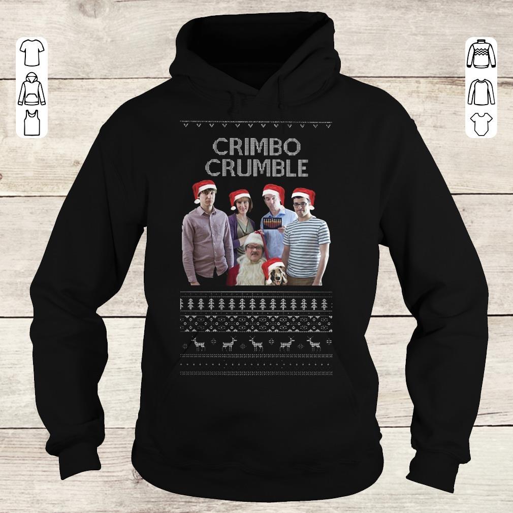 Pretty Friday Night Dinner Crimbo Crumble shirt Hoodie