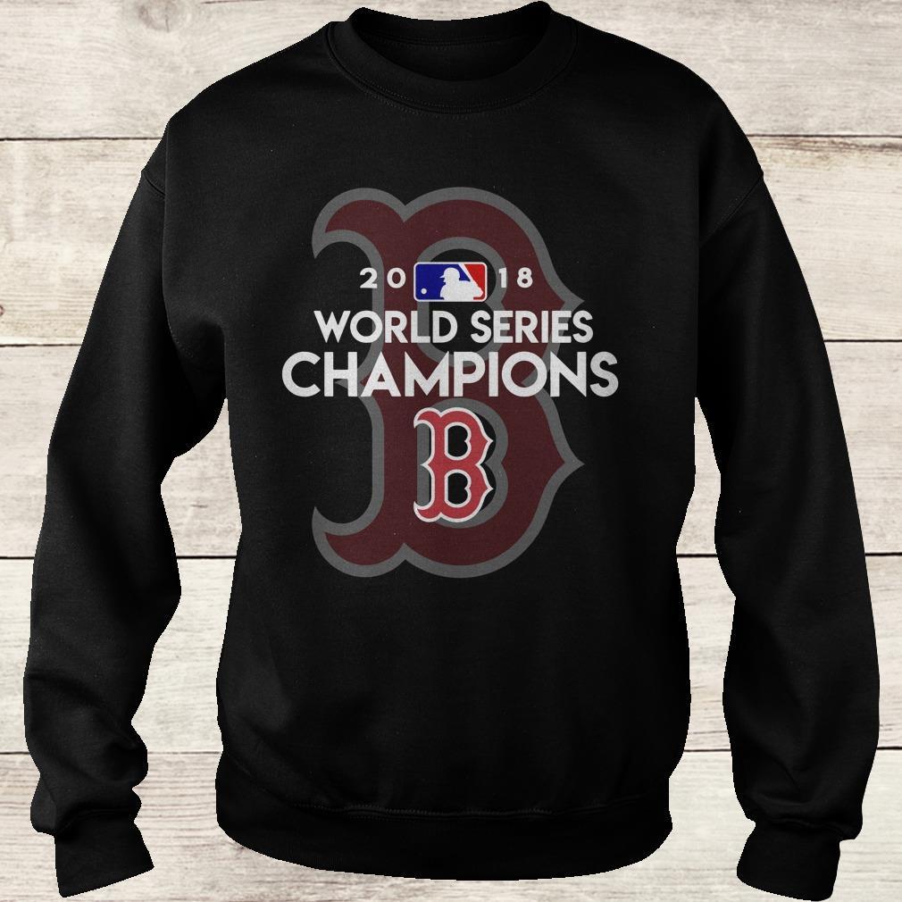 The best Boston Red Sox world series champions shirt Sweatshirt Unisex