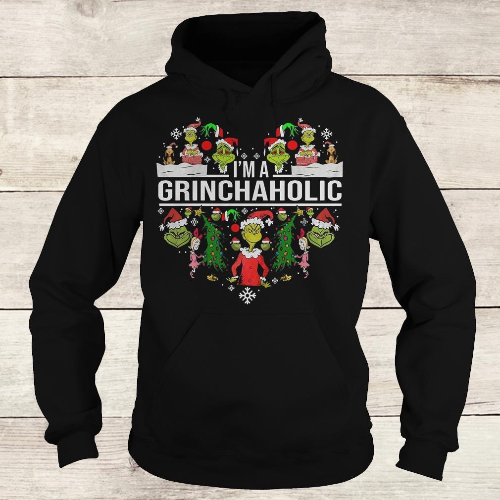 The best I'm A Grinch Aholic Shirt