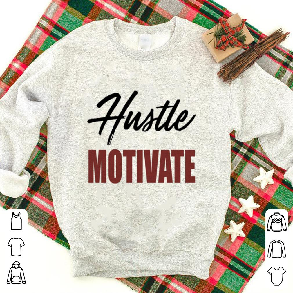 Hustle Motivate Nipsey Hussle Victory Lap shirt