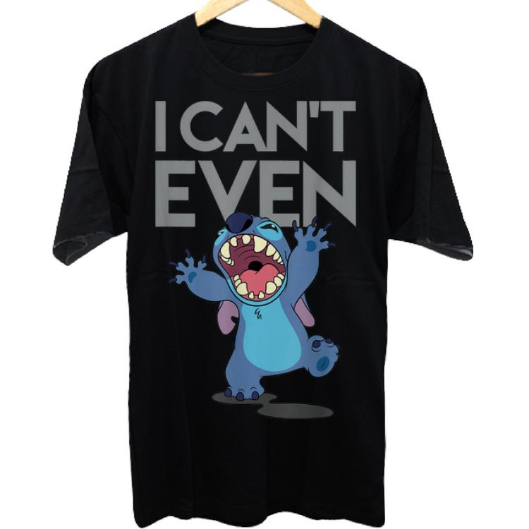 Awesome Disney Cant Even Lilo and Stitch shirt