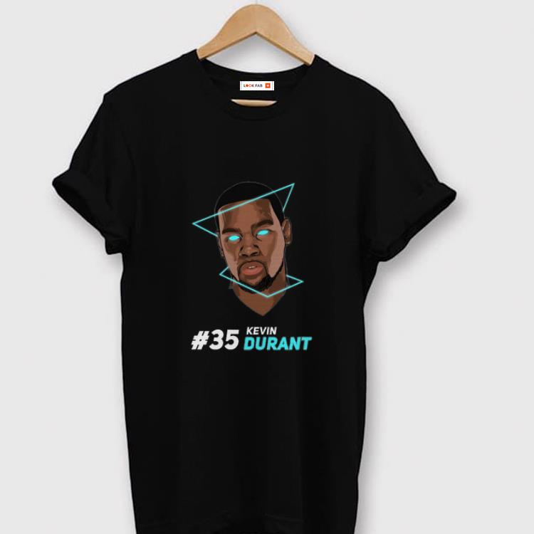 #35 Kevin Durant NBA Finals MVP shirt