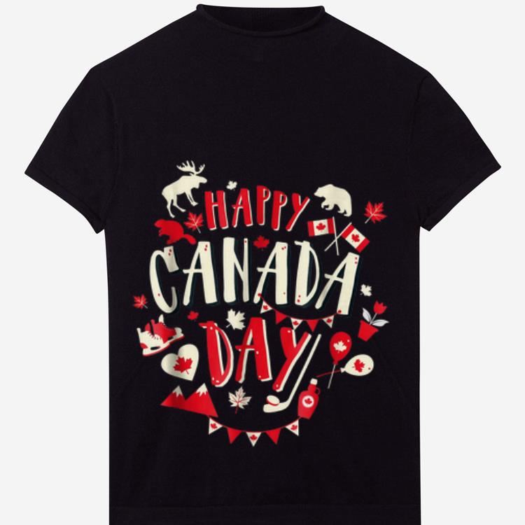 Official Happy Canada Day - Canada Day Shirt