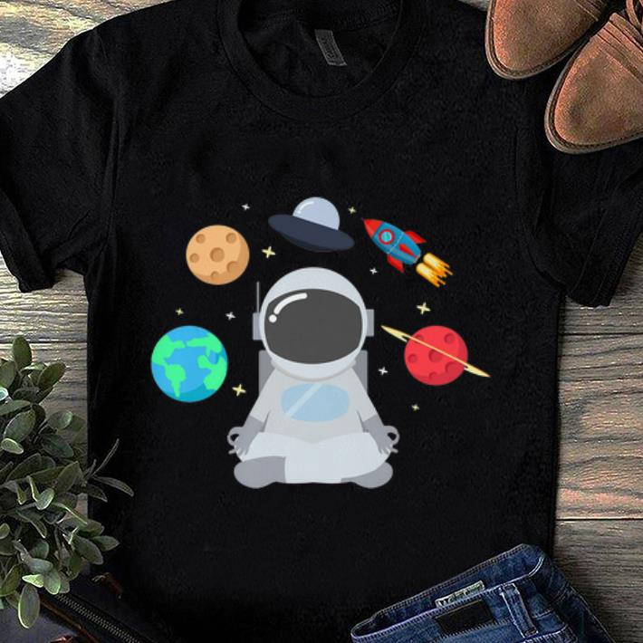 Top Astronaut Mediate Aliens Moon Mars Planet shirt