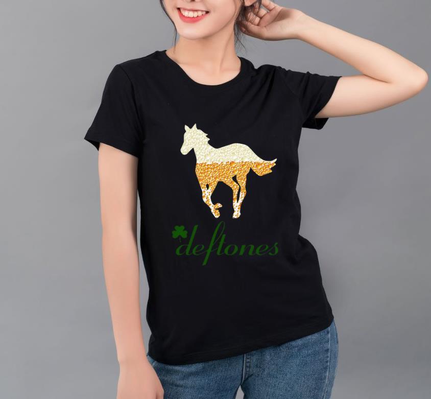 Top St Patrick's Day House Deftones shirt