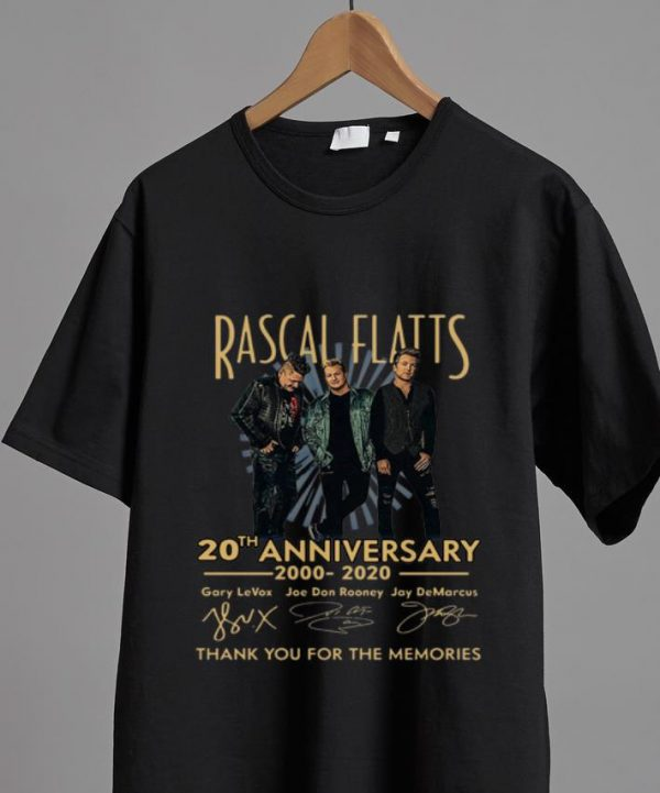 Original Rascal Flatts 20th Anniversary Thank You For The Memories Signatures Shirt 2 1.jpg