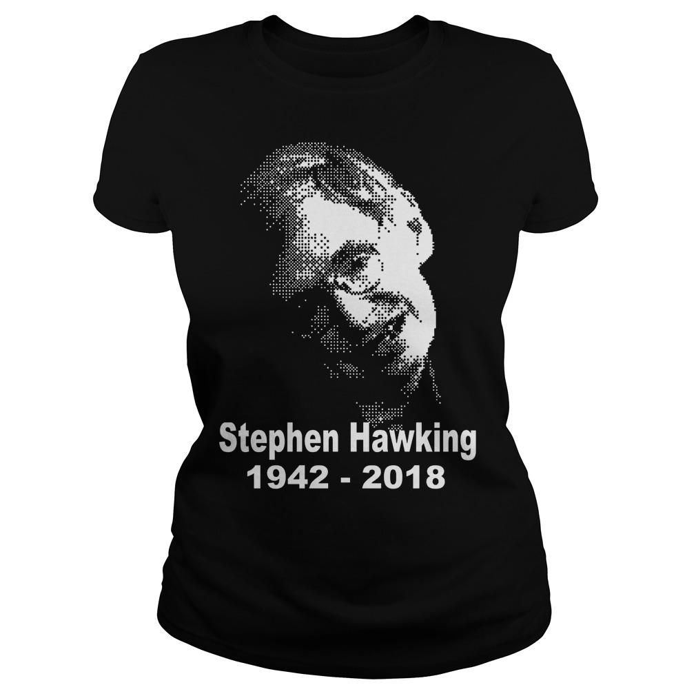 2 Rip Stephen Hawking 19422018 Ladies