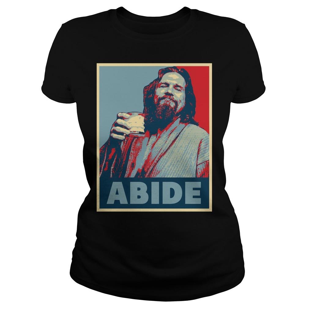 Hope To Abide Dude Ladies