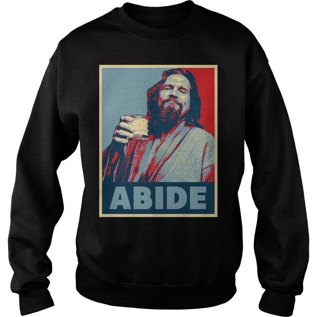 Hope To Abide Dude Sweater