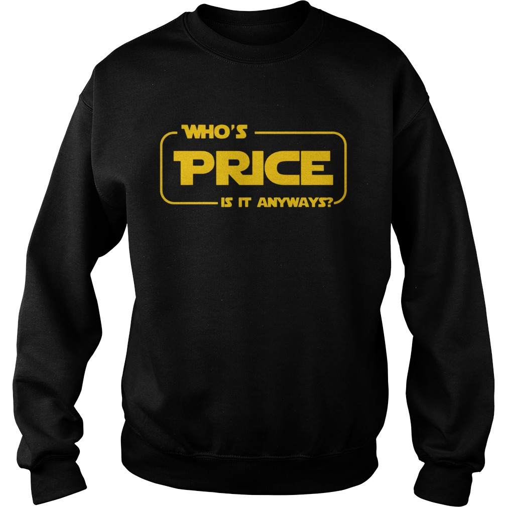 Whos Price Is It Anyway Pick Me Contestant Sweater