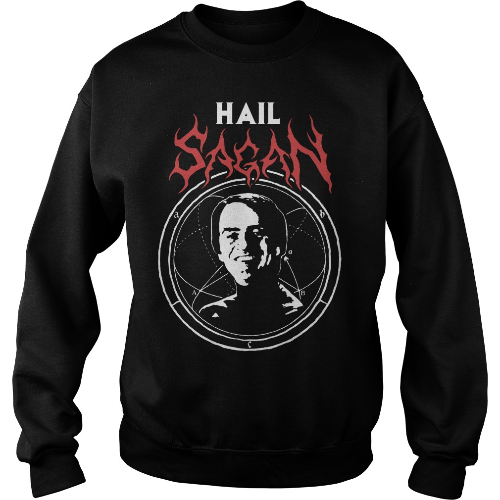 Camiseta Hail Sagan Sweater