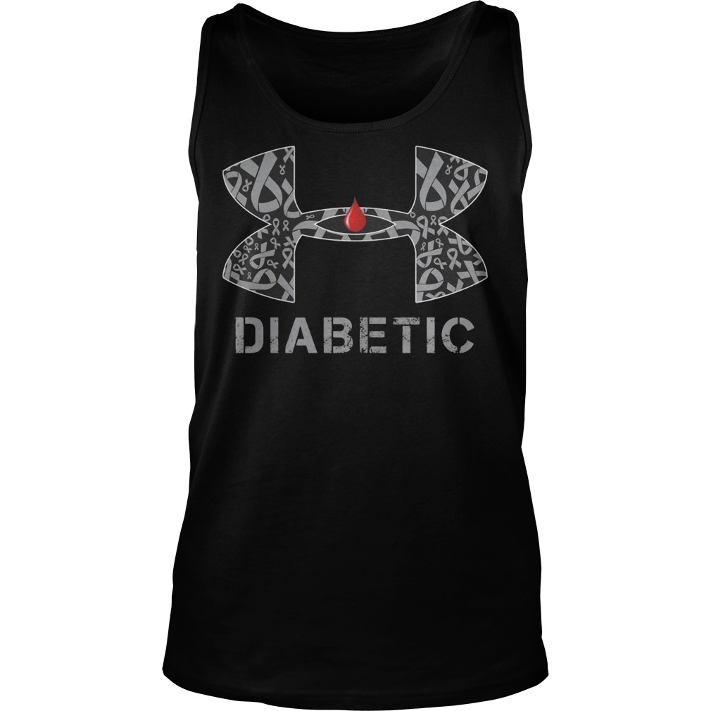 f8987ddcb Cancer diabetic under armour shirt, hoodie, sweater, longsleeve t-shirt